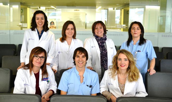 Personal de la Plataforma de Investigación Clínica
